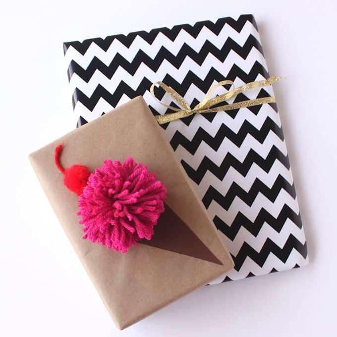 20 fun ways to wrap your gifts diycandy com