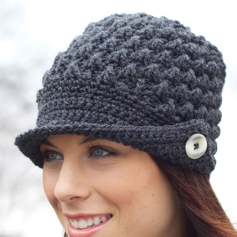 Keep Cozy 12 Easy Free Crochet Hat Patterns Diy Candy