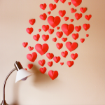 Valentine Decor: 15 Lovely Canvas Art Projects