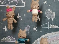 15 Free Amigurumi Patterns to Crochet