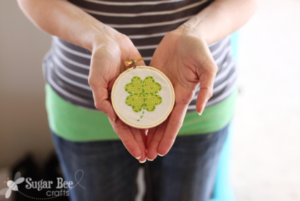 Get Lucky: 10 Easy Shamrock Crafts
