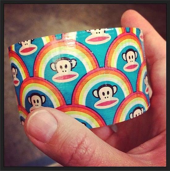 Paul Frank Duck Tape
