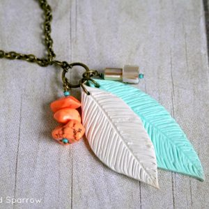 Clay Crafts 10 Pretty Necklaces to Make