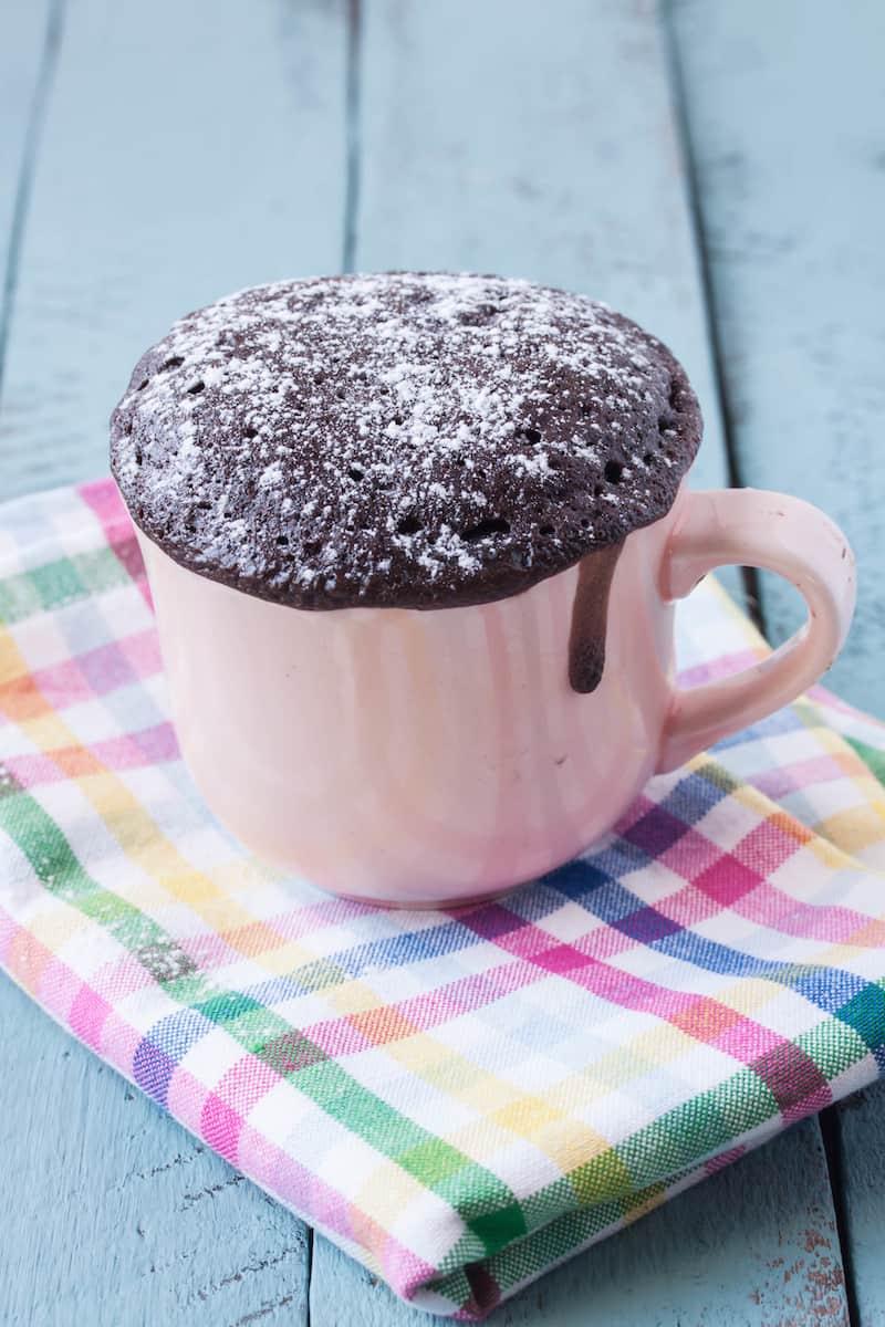 How To Make A Mug Cake Plus 20 Recipes Diy Candy