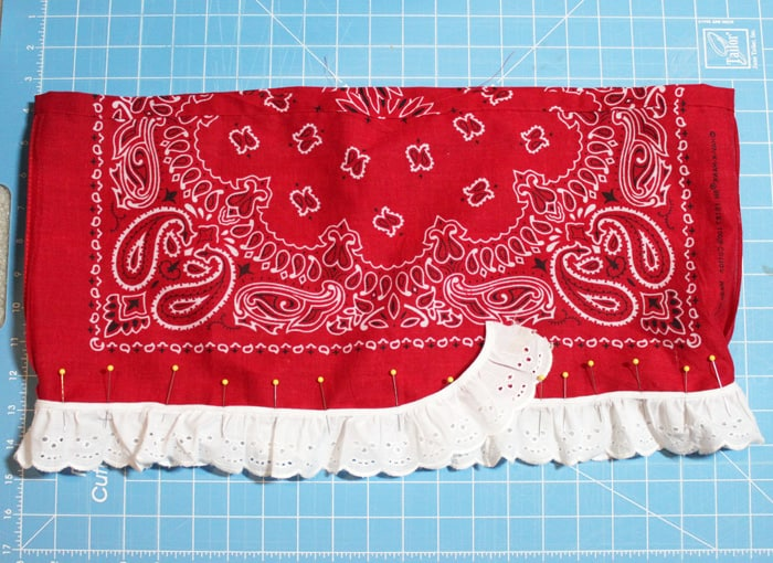 Bandana Skirt Tutorial