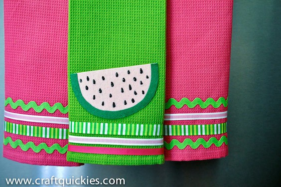 Watermelon-Towels-from-Craft-Quickies-21