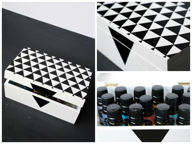 14 - collage of essential oils box