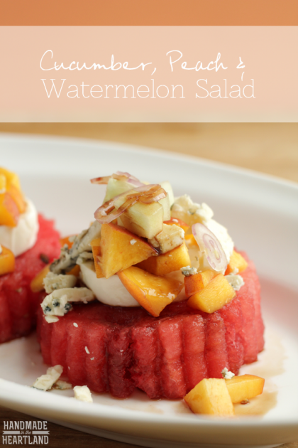 Cucumber,-Peach-&-Watermelon-Salad