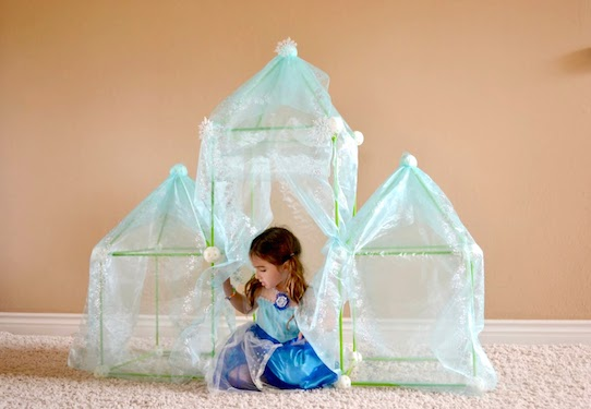 Are your kids obsessed with the Disney Frozen movie? Take a break from singing and try one of these 25 Frozen crafts - you'll love them!