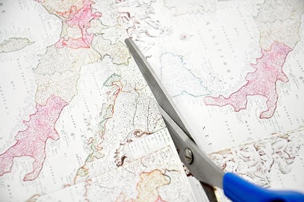 Mason Jar Map Lantern_2