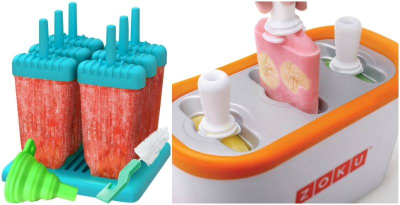 Recommended popsicle molds you should use