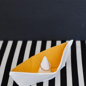 DIY Origami Ring Holder