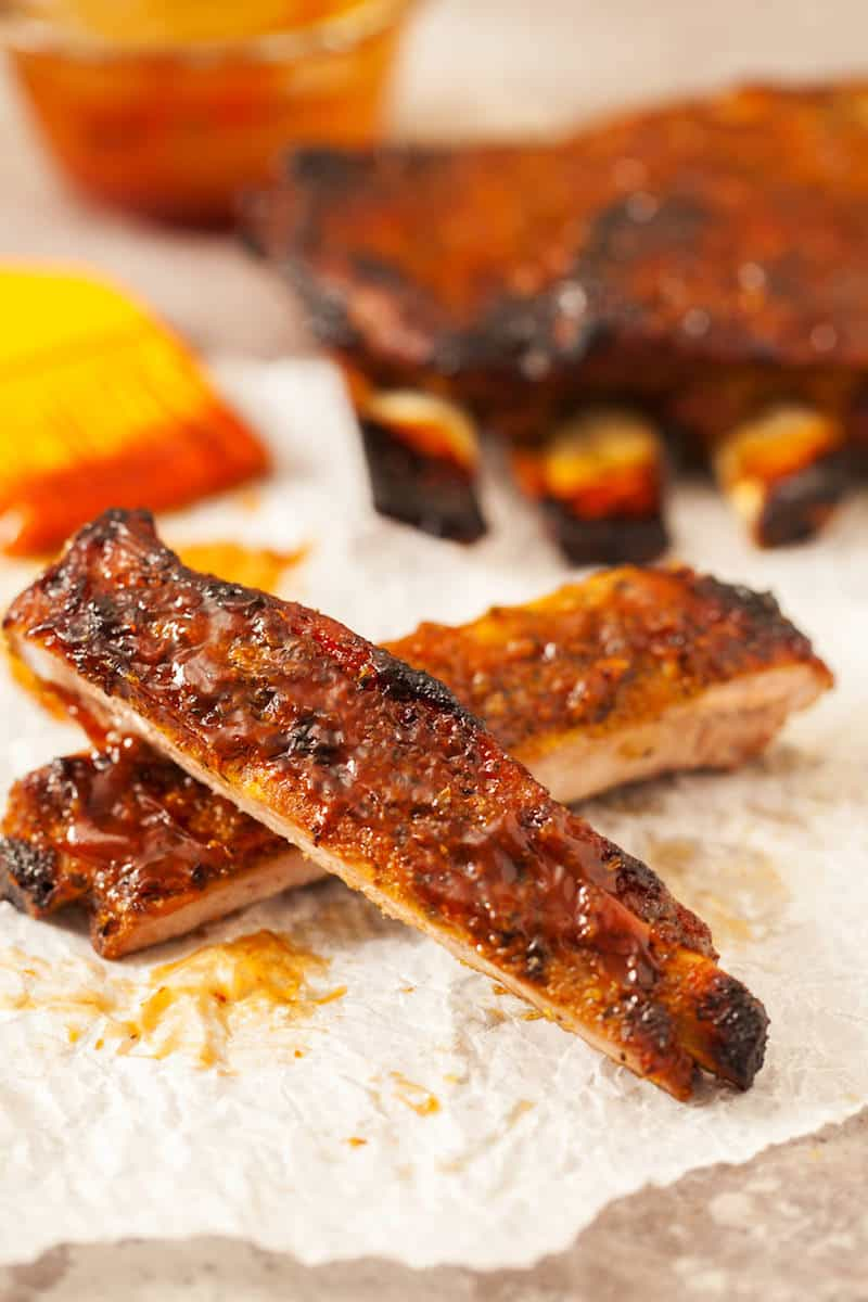 Learn how to make ribs with this tutorial - the delicious, juiciest, and yummiest ribs ever! You'll love this recipe for the best ribs you've ever had.