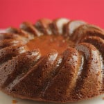 Tasty apple spice bundt cake recipe