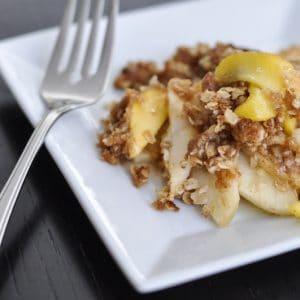 Delicious Apple-Peach Crisp Recipe
