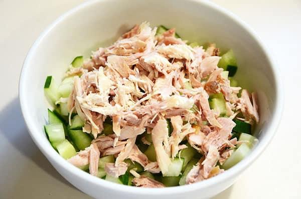 Cucumber Chicken Salad Sandwich_4