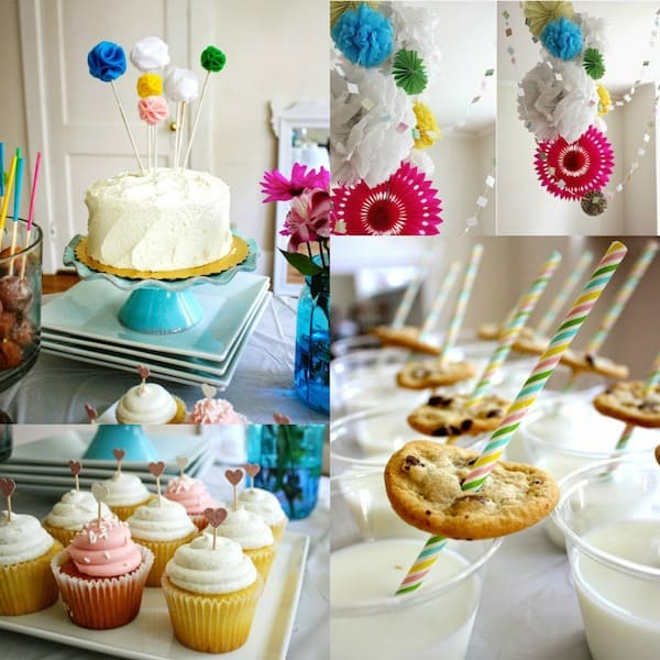 Diy Baby Shower Or Party Decor On The Cheap Diy Candy