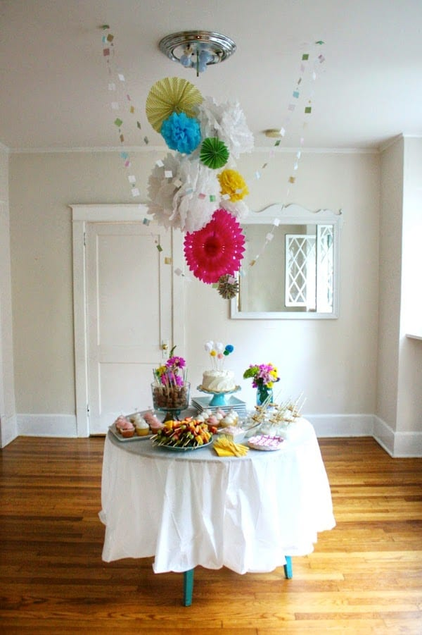 Diy Baby Shower Or Party Decor On The Cheap Diycandy Com