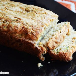 "If you are looking for ""best of"" breads for the fall, this zucchini bread recipe is as yummy as it gets. Moist too!"