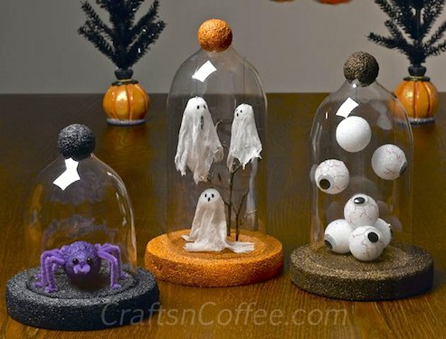diy-halloween-cloche-trio