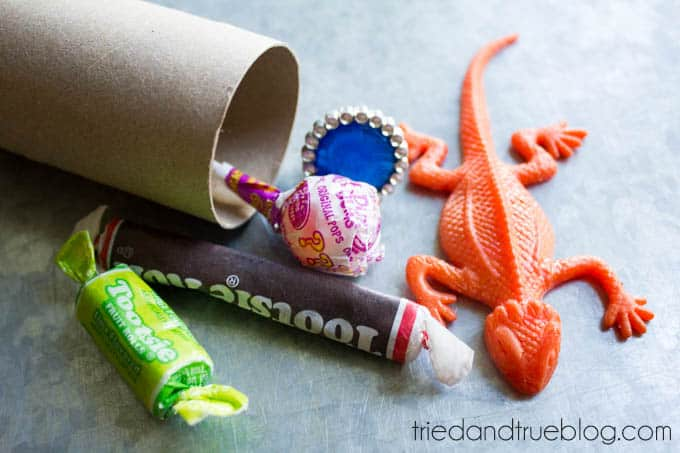 Mini Halloween Pinata - Prizes