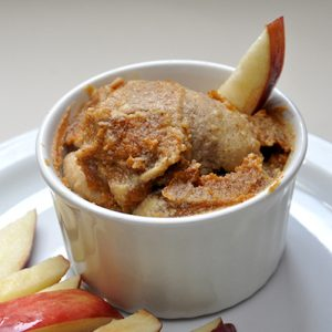 Pumpkin dip recipe for apples
