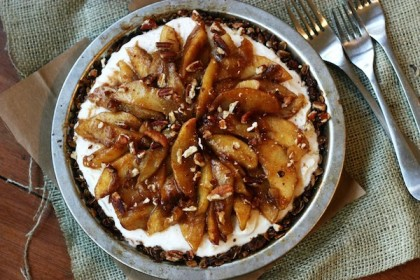 Inside-Out Easy Apple Pie Recipe