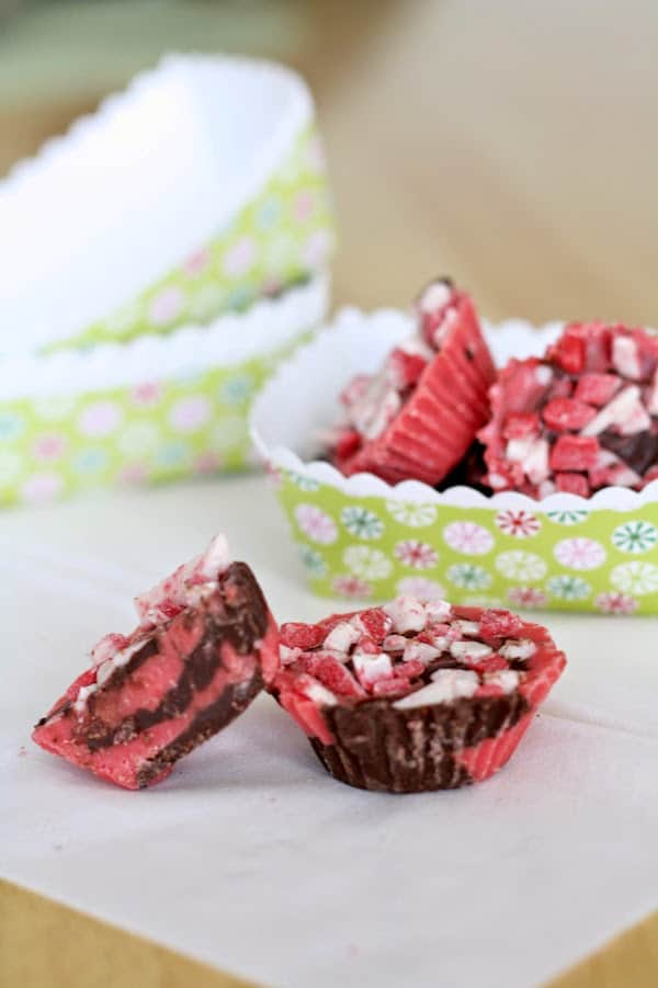 Do you love sweet treats? Chocolate cups make the perfect little bite! Here are three easy recipes you'll definitely want to make.