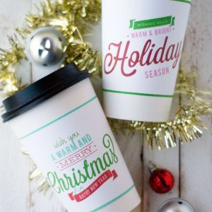 Warm and Merry Neighbor Gifts