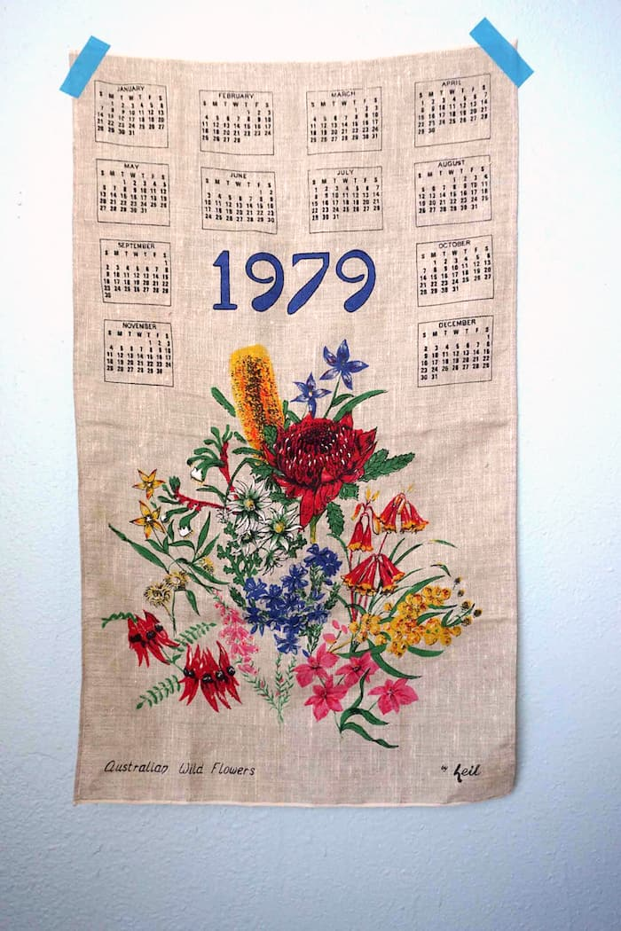 DIY Grocery Bag from a Tea Towel in Less Than an Hour - DIY