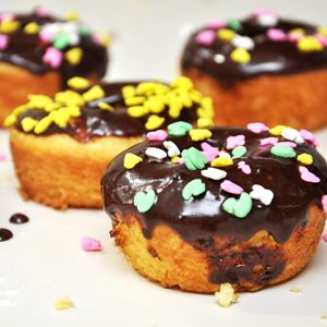 Yummy Cake Mix Donut Recipe
