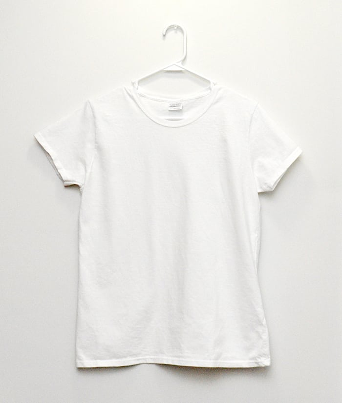 Tshirt Infinity Scarf_1