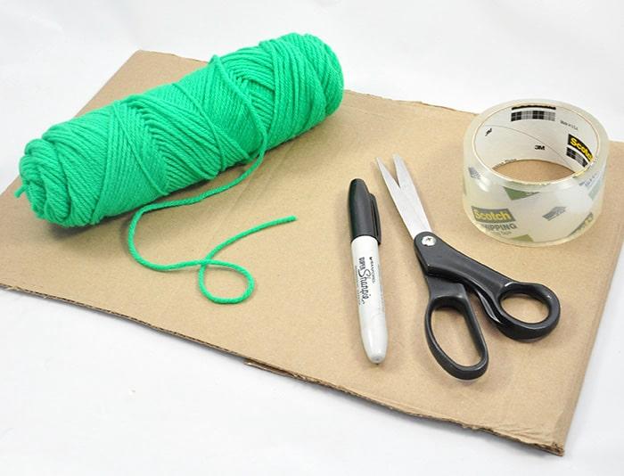 Yarn Wall Art Supplies