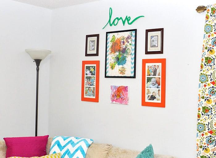 Learn to Make Yarn Wall Art