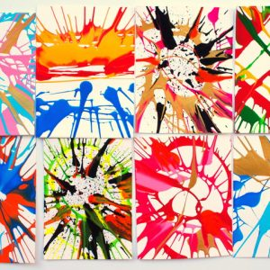 Create Spin Art with Kids – No Machine ...