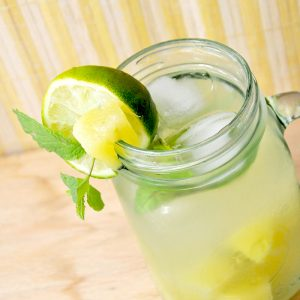 Refreshing Pineapple Limeade Recipe