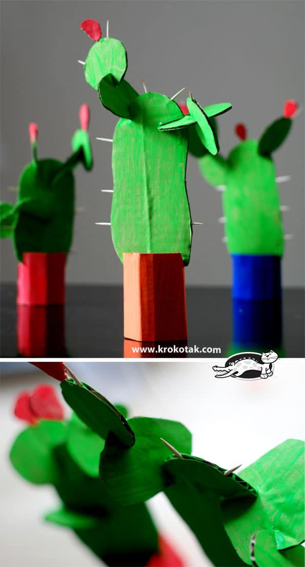 cardboard-cactus