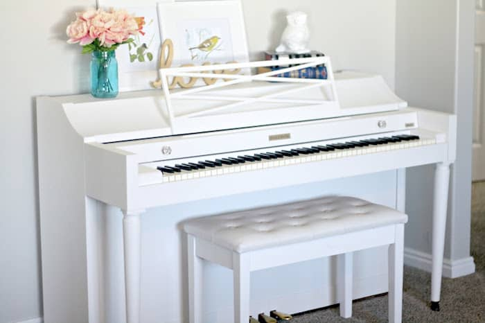 How to Paint a Piano So It Matches Your Decor