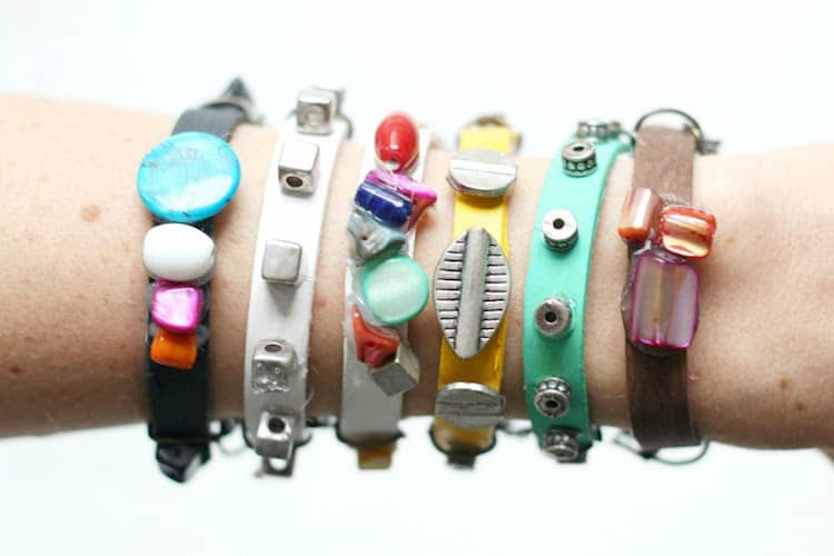 Super Stylish Popsicle Stick Bracelets