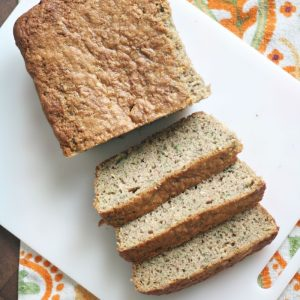 This amazing zucchini bread recipe is the best you'll ever taste. Perfectly spicey, not too heavy, and so so so good!