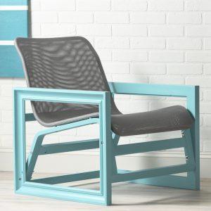 IKEA Hack: Photo Frame Chair