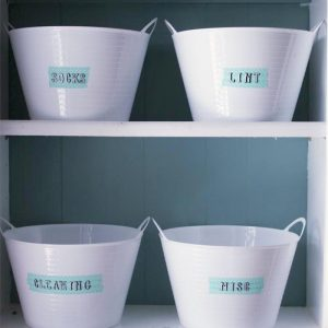 Dollar Store Crafts: DIY Storage Containers
