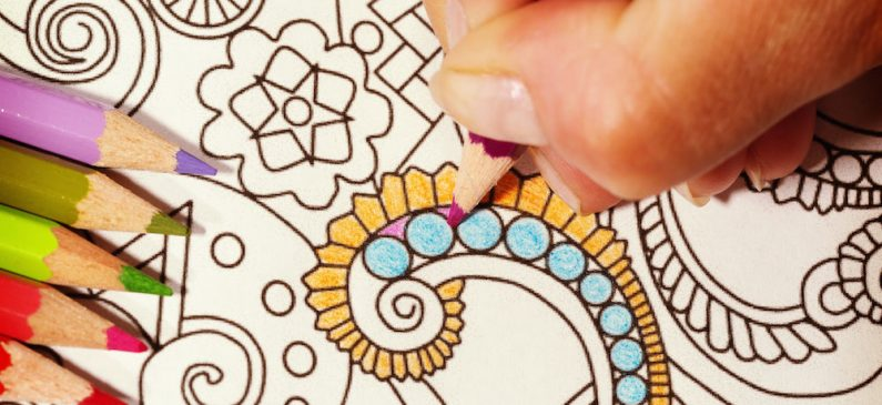 Top 20 Adult Coloring Books