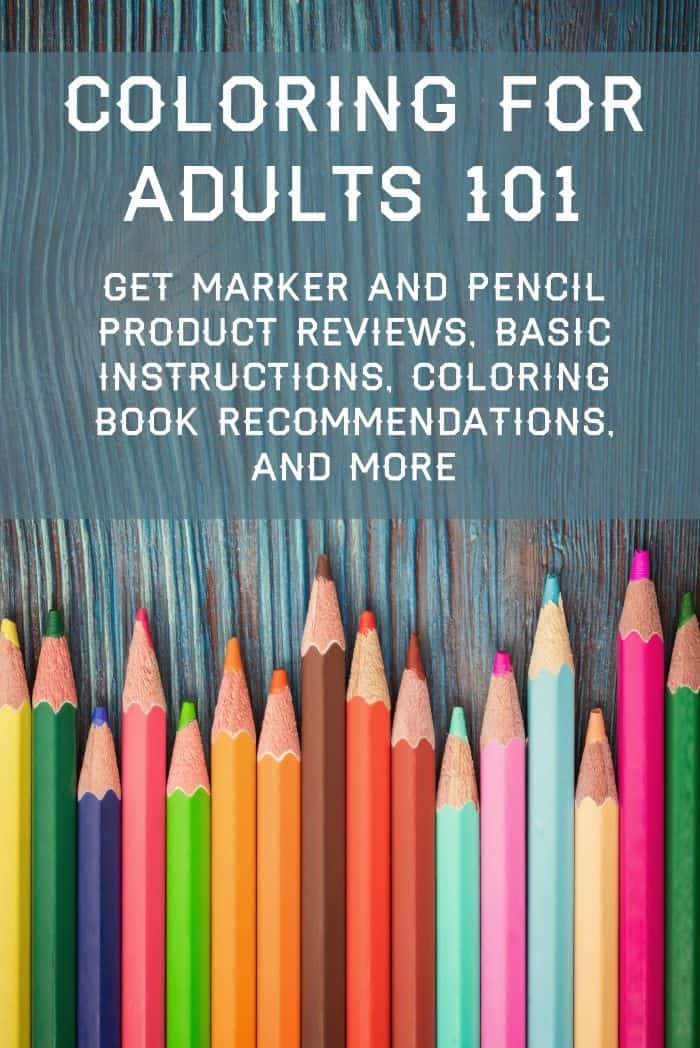 Coloring For Adults 101 Your Complete Guide Diy Candy