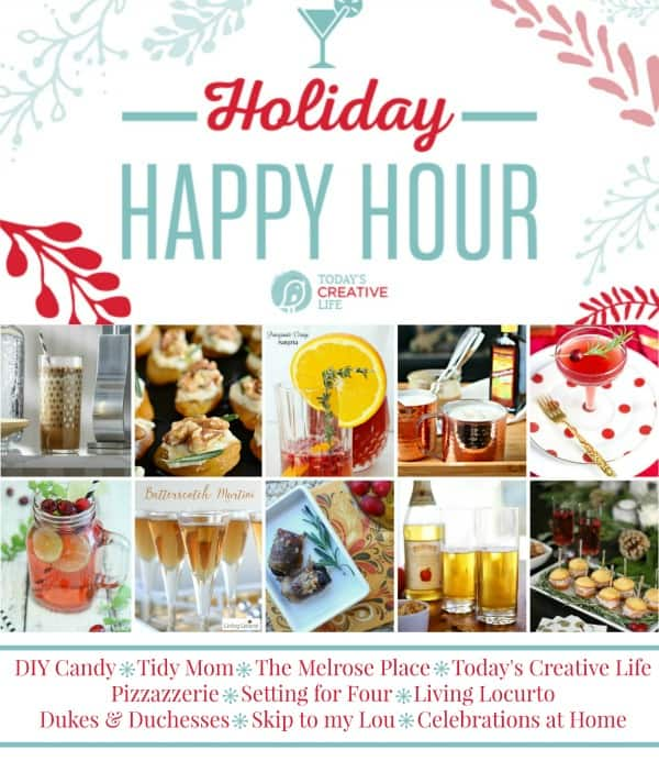 Holiday Happy Hour Party Ideas