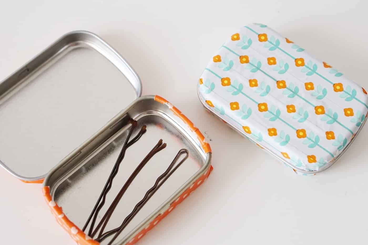 What To Do With A Used Altoids Tin The Easiest Idea Diy Candy