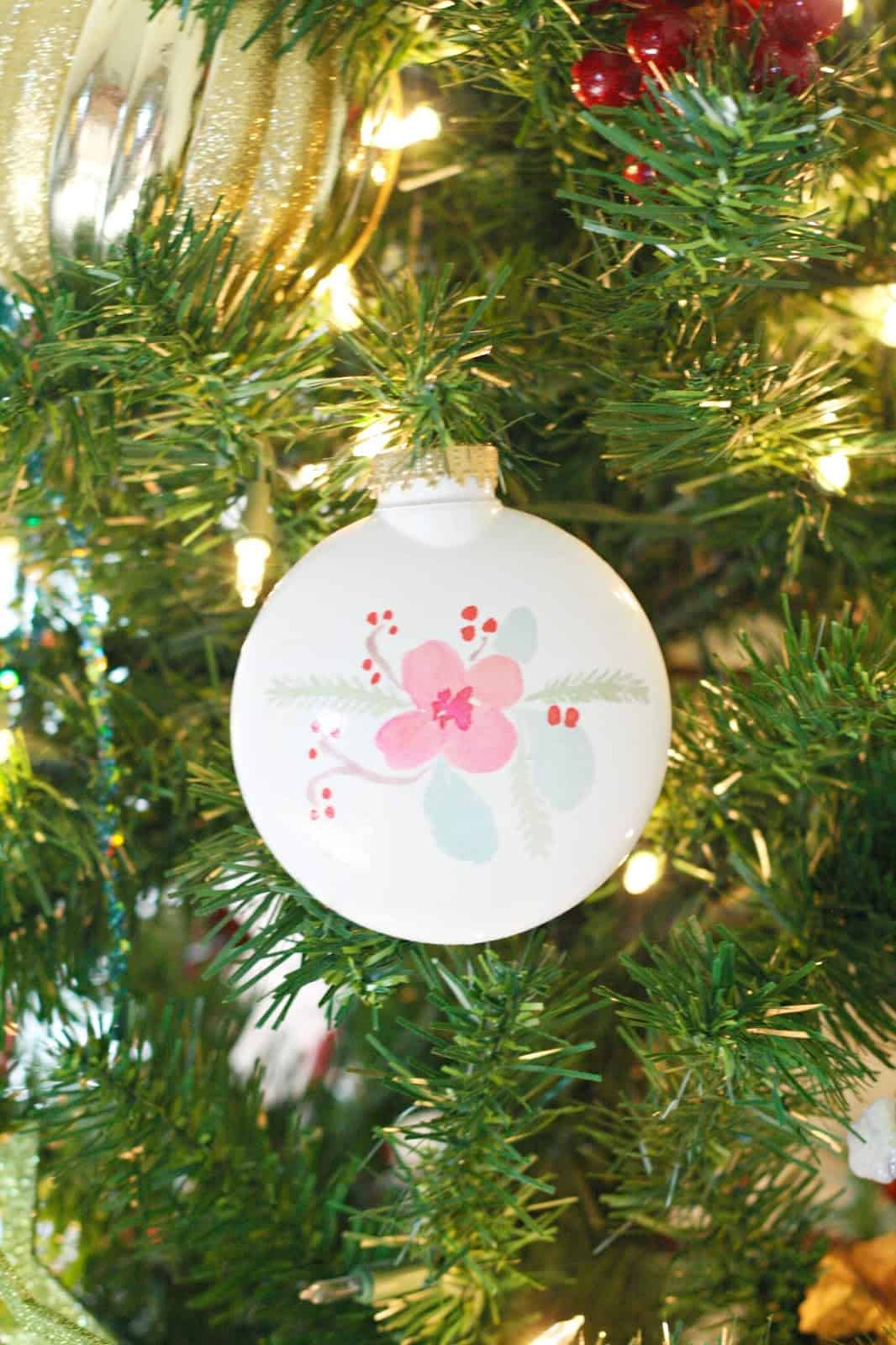Temporary Tattoo Diy Christmas Ornaments Diycandy Com