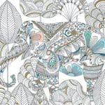 If you love animals, you'll love this roundup of coloring books for grown ups - these make perfect gifts or a great addition to your collection!