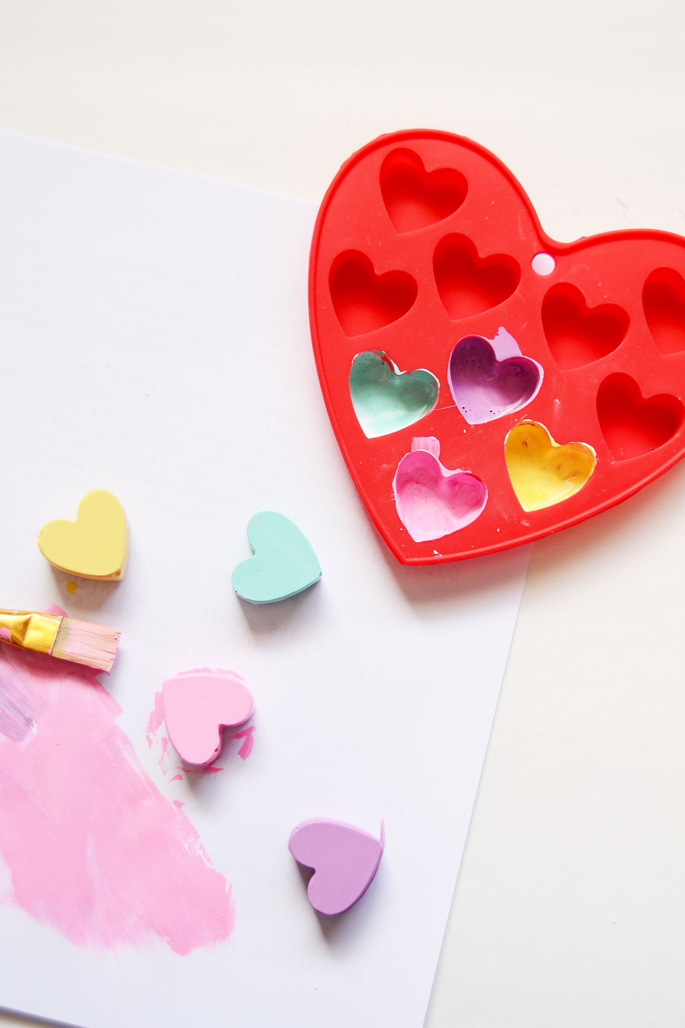 conversation-heart-plaster-magnet-minted-strawberry-for-diy-candy-5