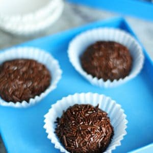 Brigadeiros Brazilian Chocolate Truffles Melt in Your Mouth